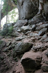 Gray's Arch rockshelter