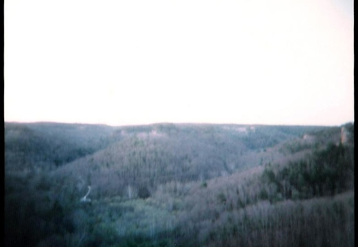 Hanson's Point Overlook