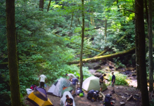 Red River Gorge, June 18, 2010