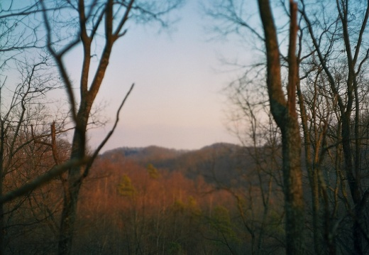 Sheltowee Trace Sunset