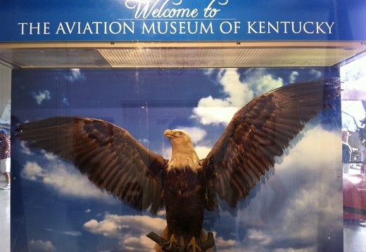 Welcome to the Aviation Museum of Kentucky