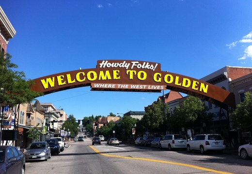 Golden, Colorado - 2