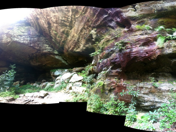 Sheltowee Trace, Red River Gorge