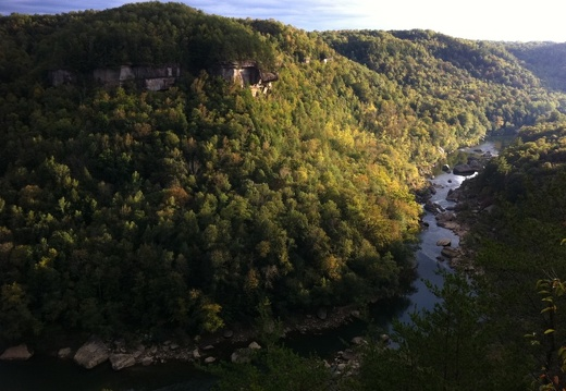 Devil's Jump Overlook, Big South Fork