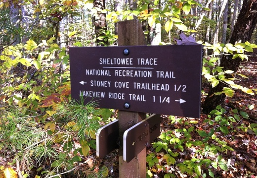 Sheltowee Trace & Lakeview - 01