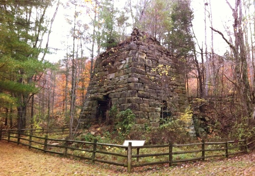 Sheltowee Trace, Clear Creek Furnace - 19