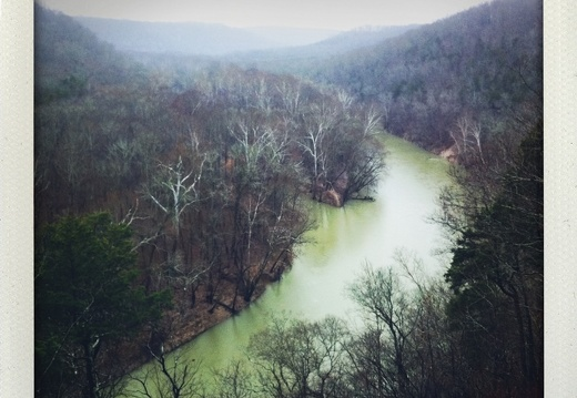Green River, Mammoth Cave