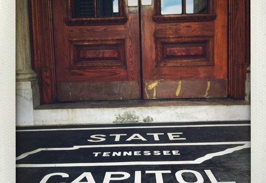 Tennessee State Capitol Square - 2
