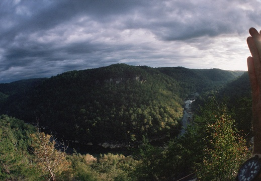 Fall in the Big South Fork