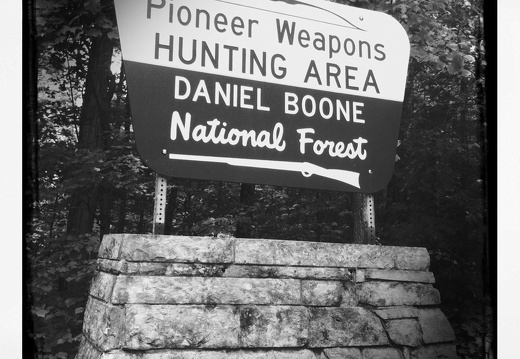 Pioneer Weapons, Cave Run