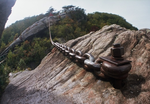 Chained Rock-5