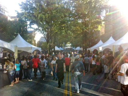 Fall for Greenville street festival