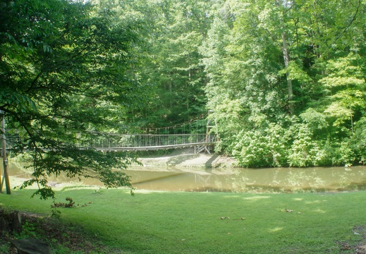 Sheltowee Trace Bridge