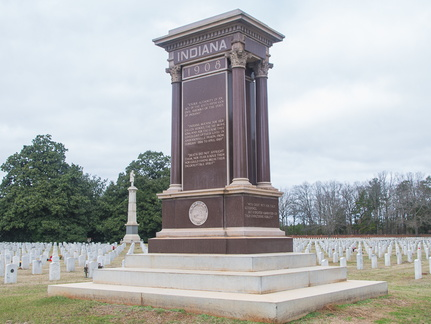 Andersonville National Historic Monument