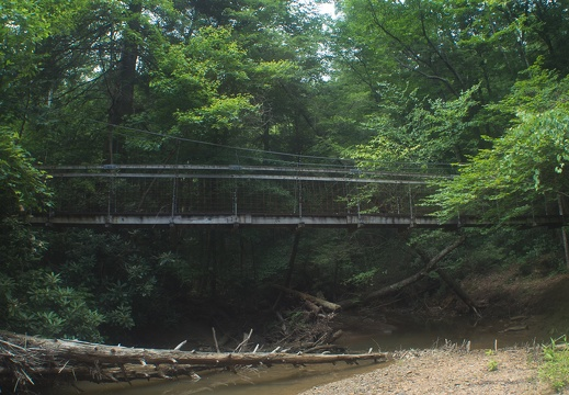 Hawk Creek Bridge