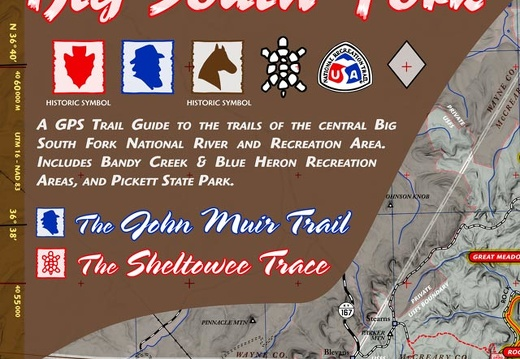 Big South Fork Trail Guide