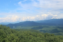 Current webcam for Look Rock Overlook, Tennessee.