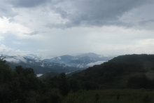 Current webcam for Purchase Knob, North Carolina.